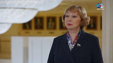 Р. Галушина осостоянии социальной сферы Ненецкого автономного округа