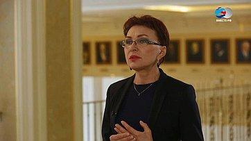 Т. Кусайко опредложении Правительства поизменению системы оплаты отпусков идекретов