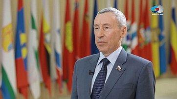 А. Климов о«кремлевском списке» США иначале идеологической борьбы