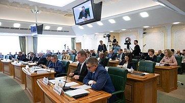 Заседание Совета поместному самоуправлению. Запись трансляции от29апреля 2019года