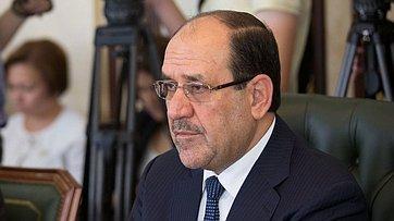 Встреча В.Матвиенко сВице-президентом Республики Ирак, председателем Коалиции «Государство закона» Парламента Ирака Н.Аль-Малики