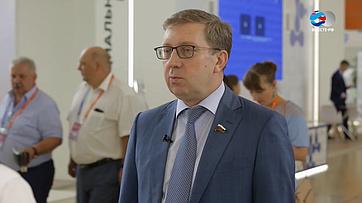 А. Майоров оТретьем форум социальных инноваций регионов