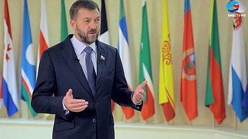 Д. Саблин об итогах визита российской парламентской делегации в Сирию
