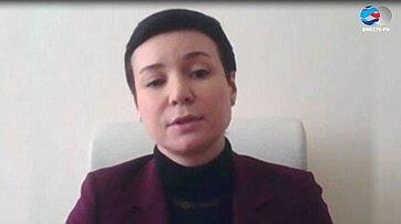 И. Рукавишникова оподдержке бизнеса вРостовской области вусловиях пандемии