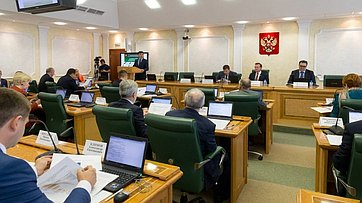 Заседание комитета Совета Федерации побюджету ифинансовым рынкам. Запись трансляции 25сентября 2017г