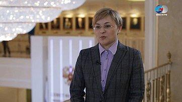 Л. Бокова овыборах Президента РФ
