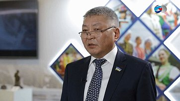 Цырен-Даши Доржиев опроблемах бюджета Бурятияи ипрограмме развития республики