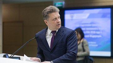 Врамках «правительственного часа» вСФ выступил Министр транспорта М.Соколов