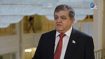 В. Джабаров о«кремлевском докладе» Минфина США