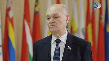 М.Щетинин оплане работы Комитета СФ поаграрно-продовольственной политике иприродопользованию