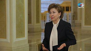 Г. Карелова ореализации предложений Президента РФ поборьбе скоронавирусом