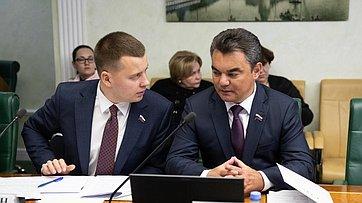 Заседание Комитета СФ поэкономической политике. Запись трансляции от15января 2019года