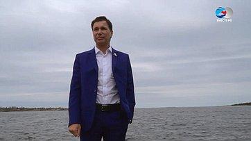 Знакомьтесь, сенатор Игорь Зубарев. Передача телеканала «Вместе-РФ»