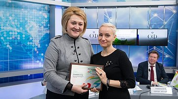 Награждение участников VIII Всероссийской акции «Добровольцы– детям». Запись трансляции от12декабря 2019года
