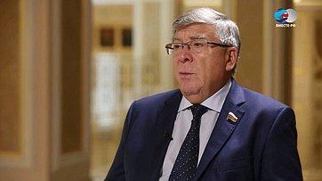 В. Рязанский озаконопроекте поупрощению регистрации лекарственных средств