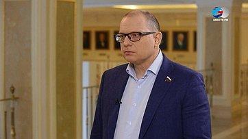 К. Долгов ореализации врегионе предложений Президента РФ поборьбе скоронавирусом