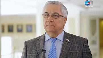 В. Косоуров об участии научно-образовательного комплекса в решении задач реиндустриализации экономики регионов