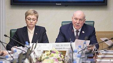 Расширенное заседание Комитета СФ поэкономической политике. Запись трансляции от17апреля 2018г