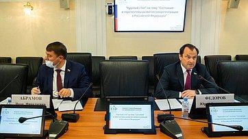 «Круглый стол» Комитета СФ поэкономической политике. Запись трансляции от18мая 2020года