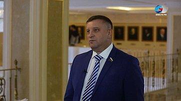 А. Кондратьев опредложении США расширить список российского вооружения вДоговоре СНВ-3