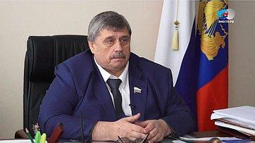 Знакомьтесь, сенатор Михаил Козлов. Передача телеканала «Вместе-РФ»