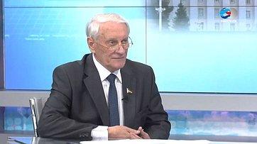 Н. Беляев озаконодательной деятельности Ростовской областной думы