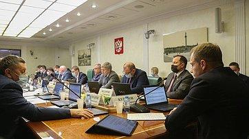 Заседание Комитета СФ поэкономической политикем. Запись трансляции от20 октября 2020года
