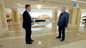 Аркадий Чернецкий. СФ предложил ускорить программу поликвидации аварийного жилья