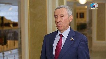 А. Климов озафиксированных фактах внешнего вмешательства впроцесс голосования вРоссийской Федерации