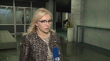 О. Ковитиди оIV Международном Ливадийском форуме