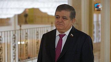 В. Джабаров опоправке вКонституцию РФ