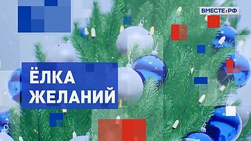 «Ёлка желаний». Подарок сенатора Людмилы Талабаевой
