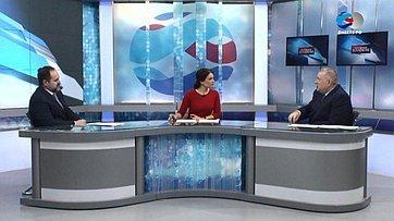 Реализация закона «Оботходах производства ипотребления». Программа телеканала «Вместе-РФ» Крупным планом