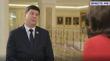 Виктор Смирнов огосподдержке наукоградов