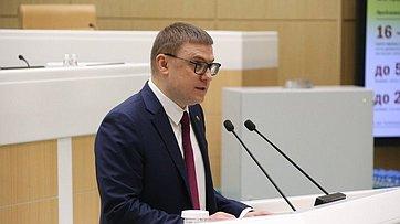 Врамках «Часа субъекта» вСФ выступили руководители Челябинской области
