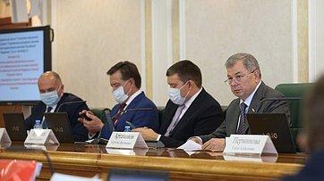 Заседание Комитета СФ побюджету ифинансовым рынкам. Запись трансляции от21сентября 2020года