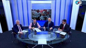 Жилищное строительство иЖКХ. Программа «Сенат» телеканала «Россия 24»