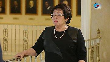Л. Талабаева обужесточении наказания занезаконный рыбный промысел вРФ