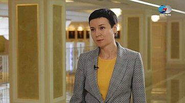 И. Рукавишникова оедином портале бесплатной правовой помощи вРоссии