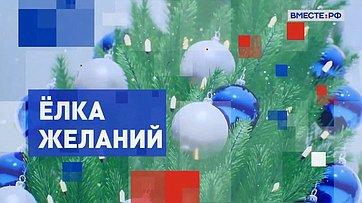 «Ёлка желаний». Подарок сенатора Александра Жукова