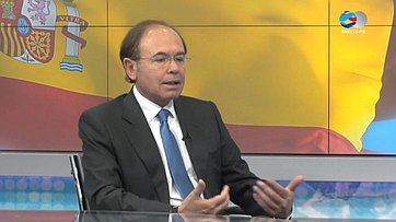 П. Гарсия-Эскудеро орасширении сотрудничества между Россией иИспанией