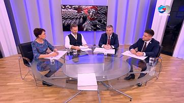 Развитие паллиативной помощи вРоссии. Программа «Сенат» телеканала «Россия 24»