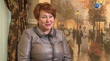 Знакомьтесь, сенатор Елена Перминова. Передача телеканала «Вместе-РФ»