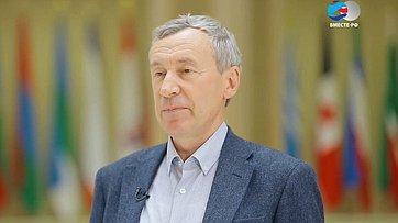 А. Климов об итогах саммита БРИКС в Уфе