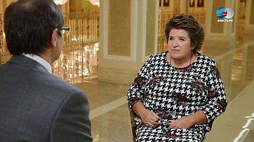 Л. Глебова оПослании Президента РФ Федеральному Собранию