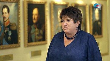 Л. Глебова об итогах выборов в Верховную Раду Украины