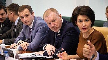 Заседание Комитета СФ посоциальной политике. Запись трансляции от24марта 2020года