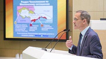 Входе «Времени эксперта» выступил научный директор Российского военно-исторического общества М.Мягков