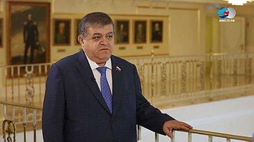 В. Джабаров очистых идемократических выборах вРоссии