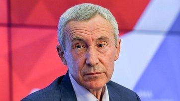 Андрей Климов принял участие вонлайн-конференции, посвященной проведению Международного межпартийного форума «ШОС+»